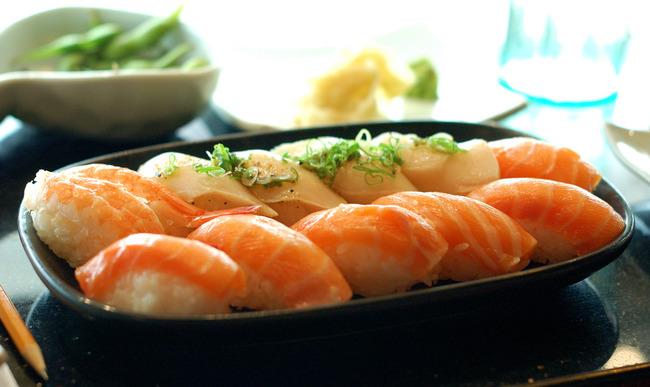 Idées de recettes à base de sushis et d'accompagnement