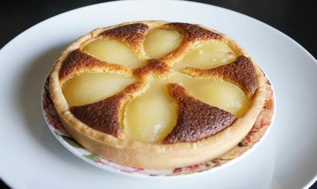 Une tarte bourdaloue