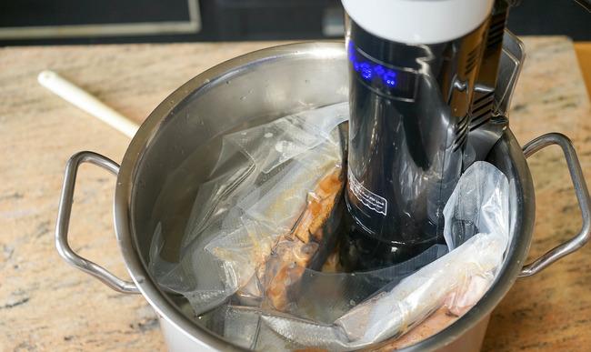La cuisson basse température