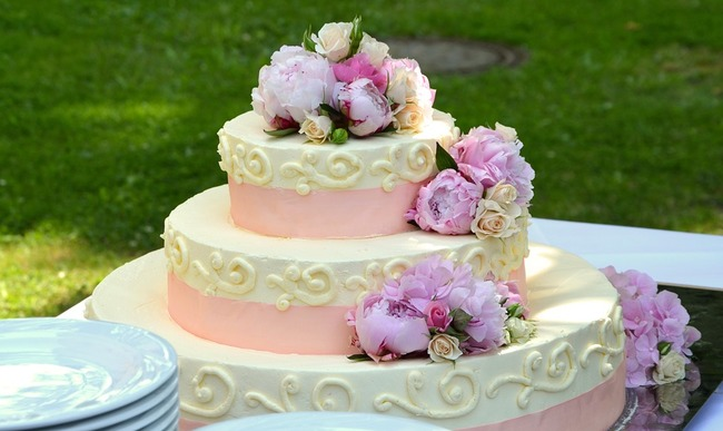 Idees De Recettes A Base De Wedding Cake