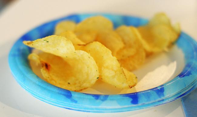 Idees De Recettes A Base De Chips