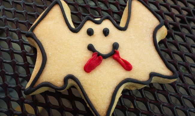 Biscuit chauve-souris