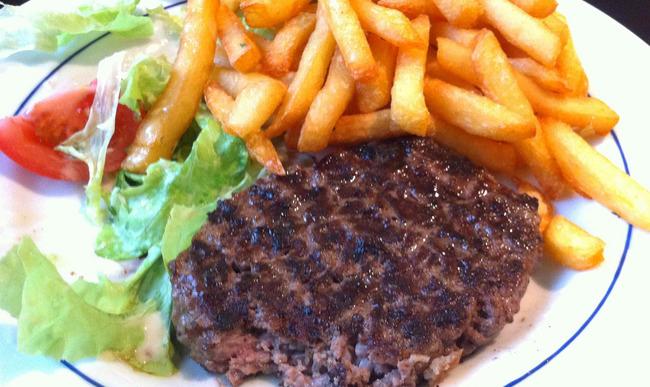 Id es de recettes base de steak hach - Consomme de boeuf maison ...