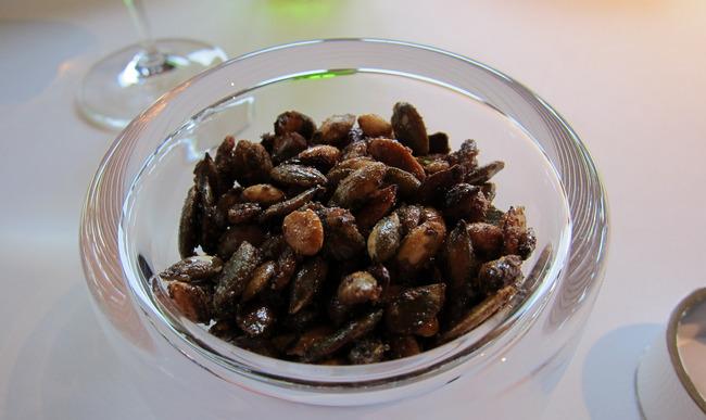 Graines de tournesol caramélisées