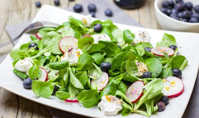 Salade de mâche