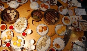 Table dim sum
