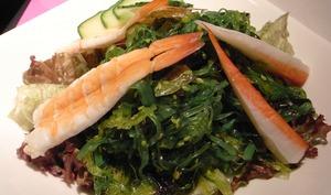 Salade de wakame