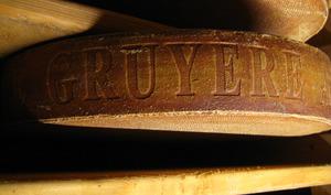 Meules de Fromage de Gruyères