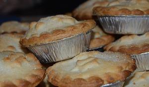 Mince pies  (Petites tartelettes anglaises)