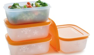 Boites igloo de Tupperware