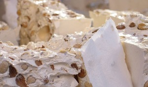 Morceaux de nougat