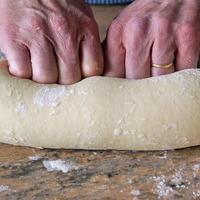 pâtes de base