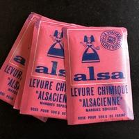 Sachet de levure chimique l'Alsacienne