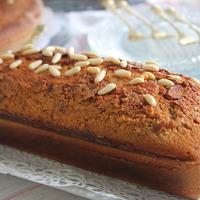 Cake aux pignons