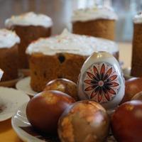 dessert de Pâques