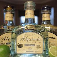 Tequila biologique