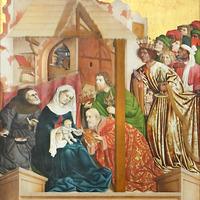 L'Adoration des Mages (Gemäldegalerie, Berlin)