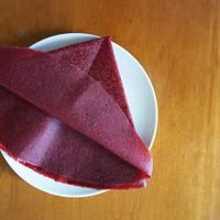 cuir de fruit