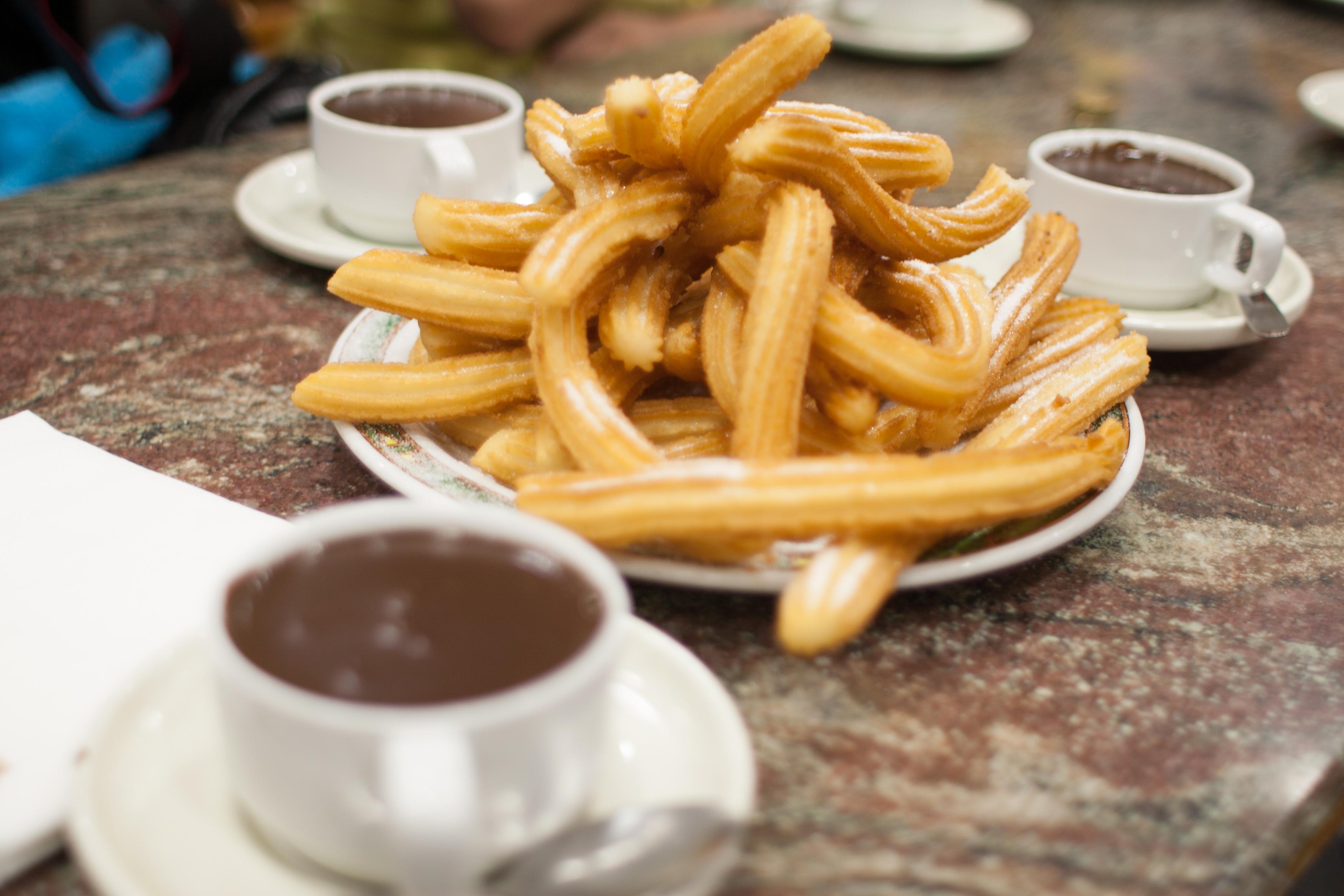 Recette Churros De Fete Foraine idées de recettes à base de churros