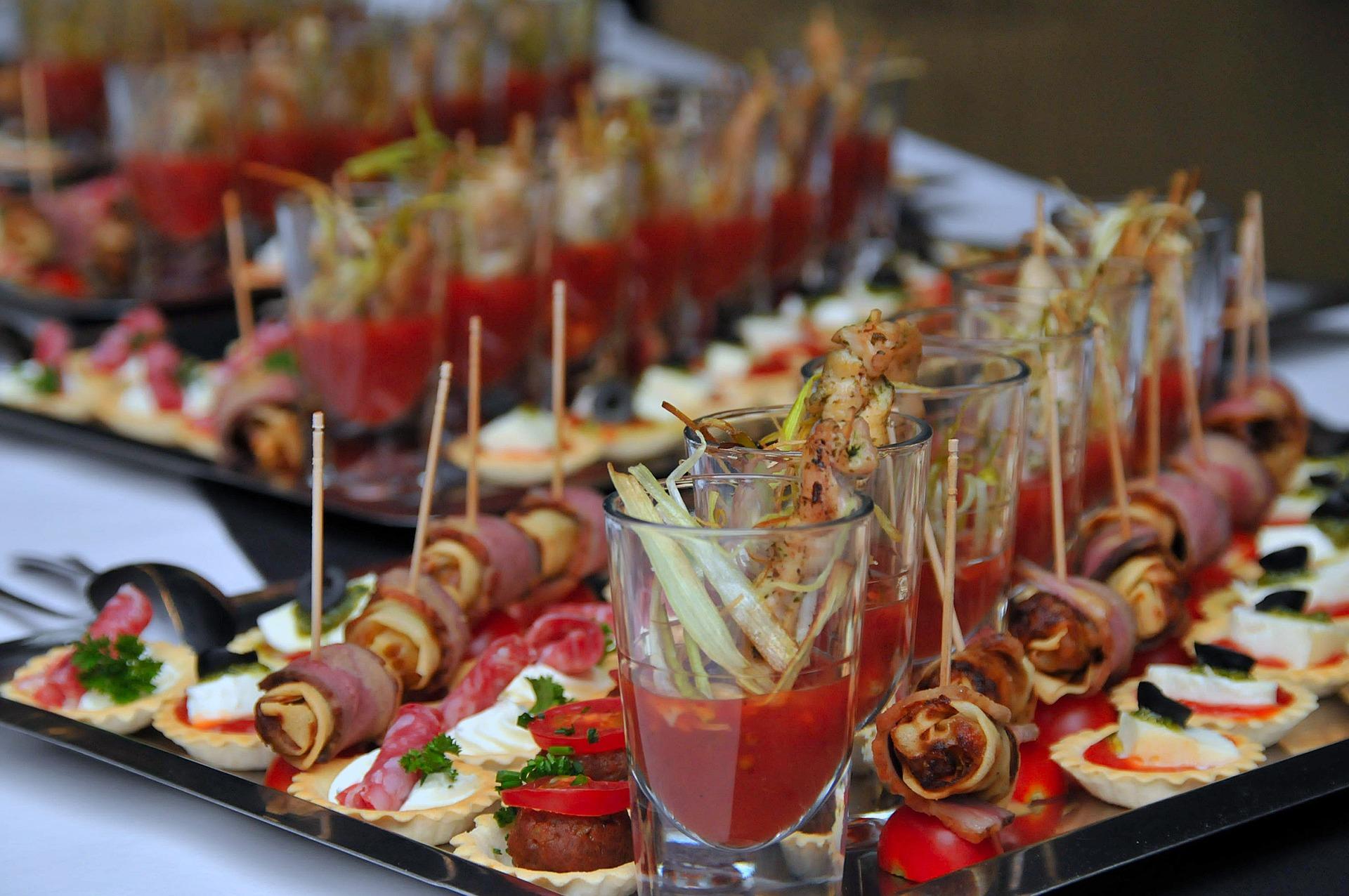 Idées Repas De Fête Entre Amis idées de recettes à base de buffet