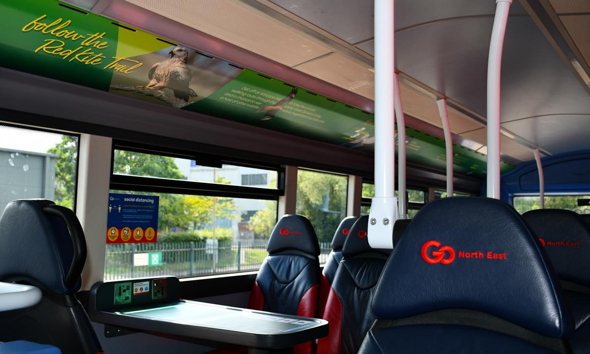 X-lines bus