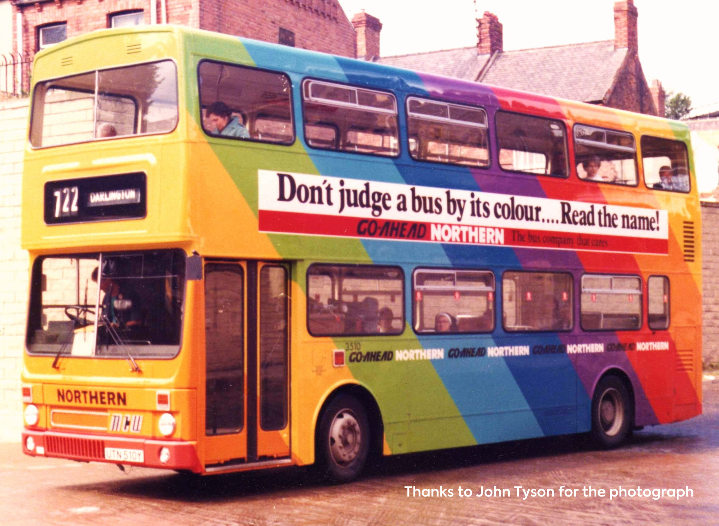 Original bus from 1985