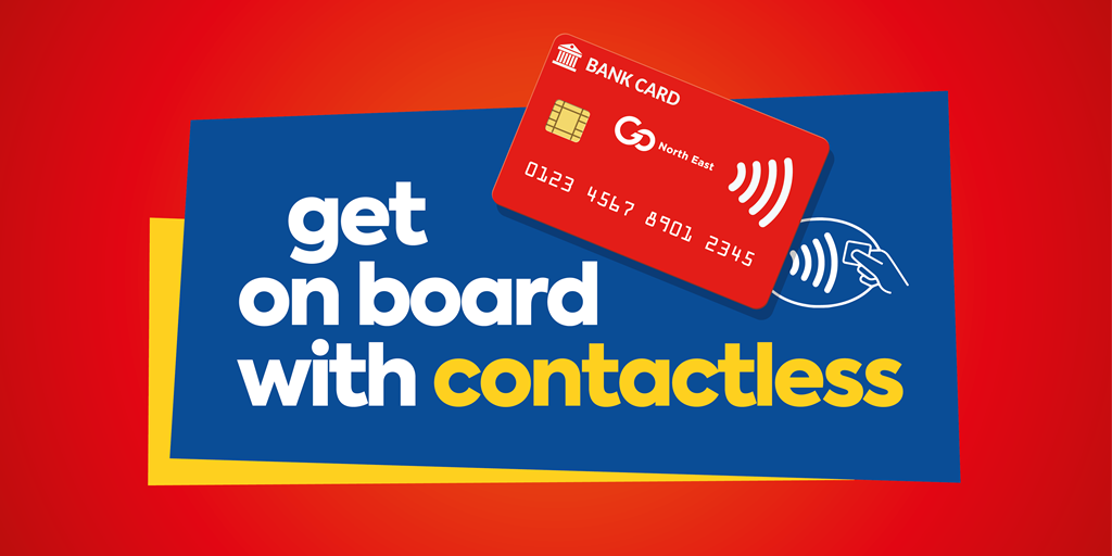 Get on board with contactless
