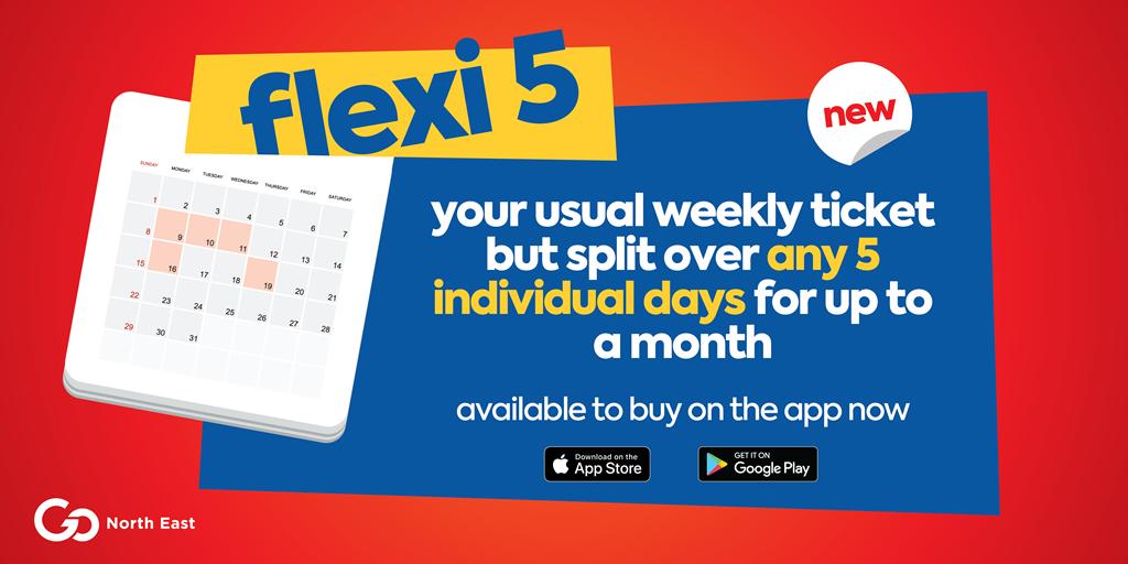 Flexi 5 - calendar