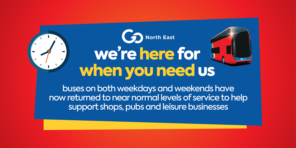 We're here for when you need us
