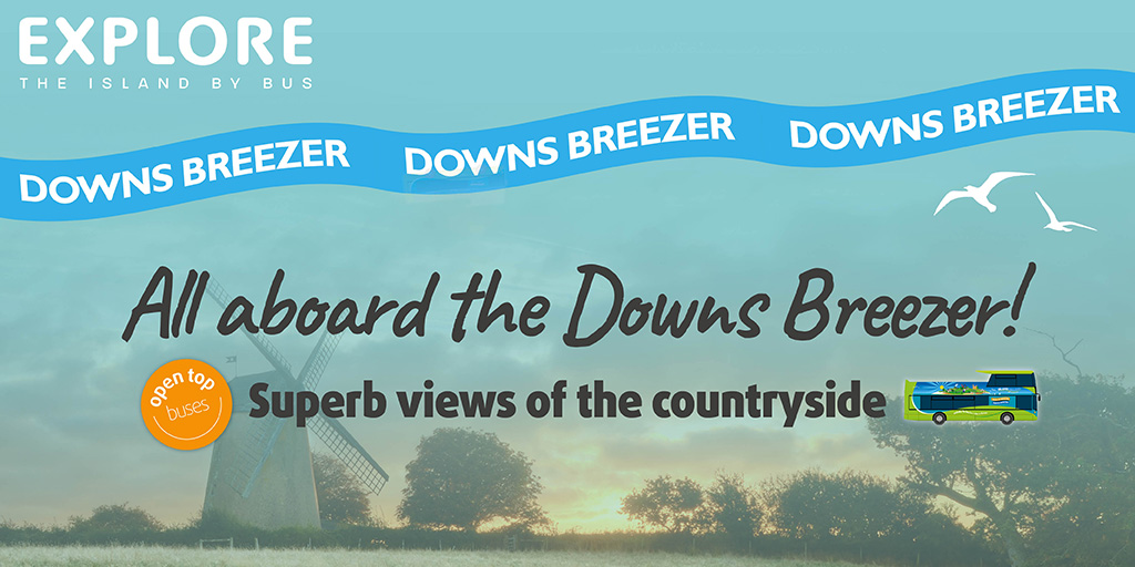 All aboard the Downs Breezer