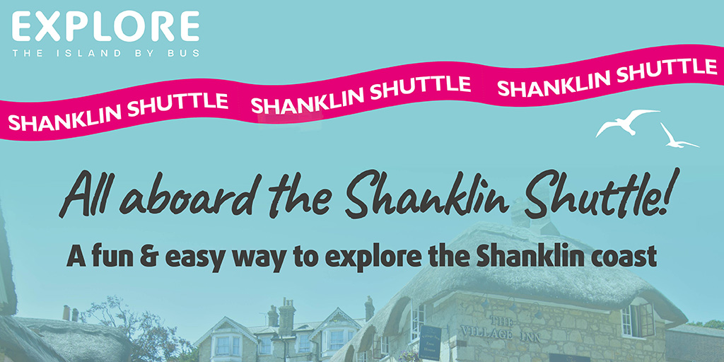All aboard the Shanklin Shuttle