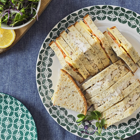 Sandwiches Sushi Wraps Sainsburys Food To Order
