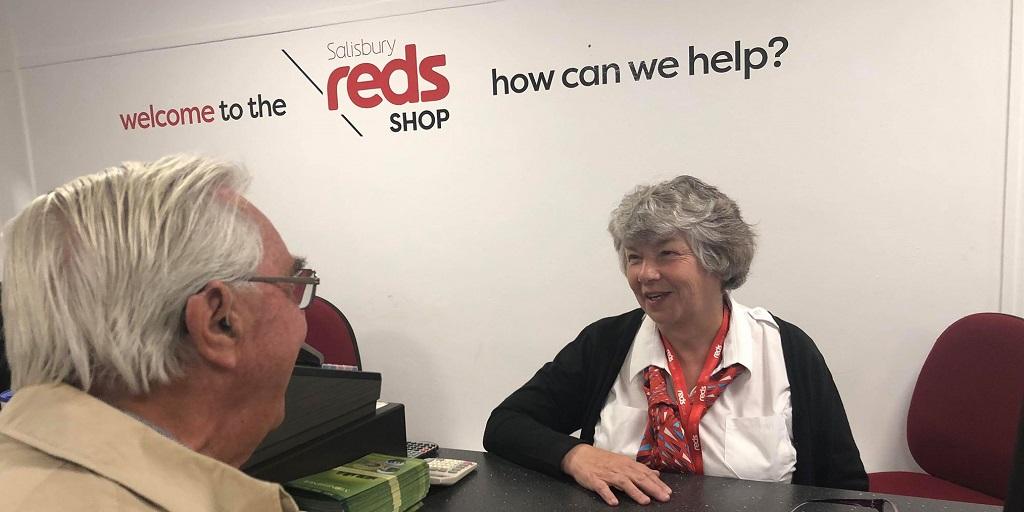 Salisbury Reds travel shop