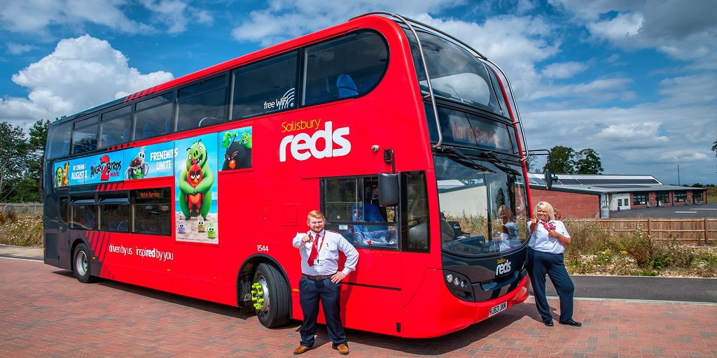 Salisbury Reds Driver Recruitment