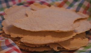 La farine de maïs