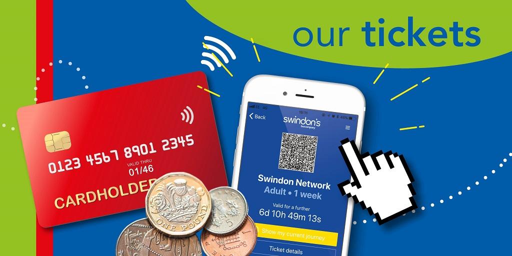 Swindon Bus tickets