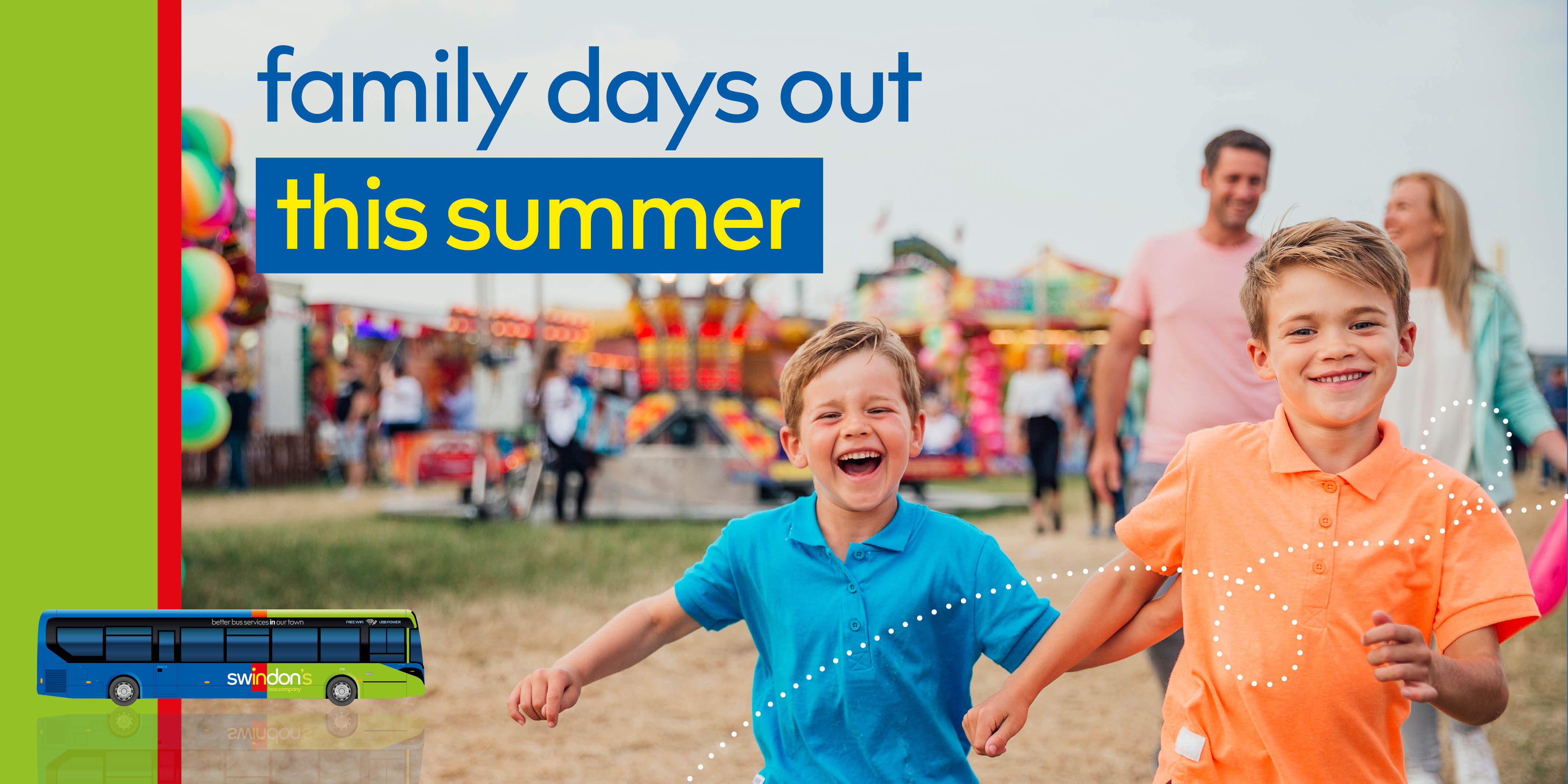Family days out this summer