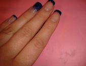 Modele unghii gliter