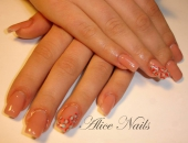 Modele unghii Natural Nails