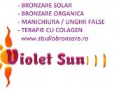 Modele unghii Salon Violet Sun