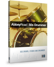 Abbey Road 50's Drummer