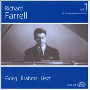 Complete Recordings, Vol 1 - Richard Farrell