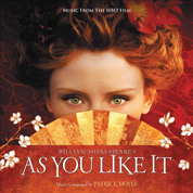 William Shakespeare's As You Like It (Music From The HBO Film) - Patrick Doyle