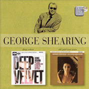 Deep Velvet / Old Gold and Ivory - George Shearing