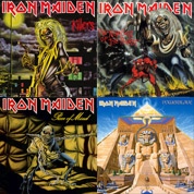 All 80s Albums (Vinyl Remasters) - Iron Maiden