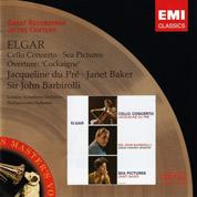 Cello Concerto & Sea Pictures - Janet Baker, Jacqueline Du Pre, London Symphony Orchestra & Elgar