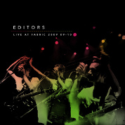 Live At Fabric - Editors