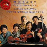 Mozart Flute Quartets - James Galway/ Tokyo String Quartet