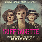 Suffregette - Alexandre Desplat