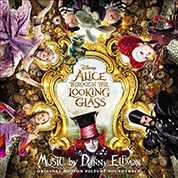 Alice Through The Looking Glass (OST) - Danny Elfman